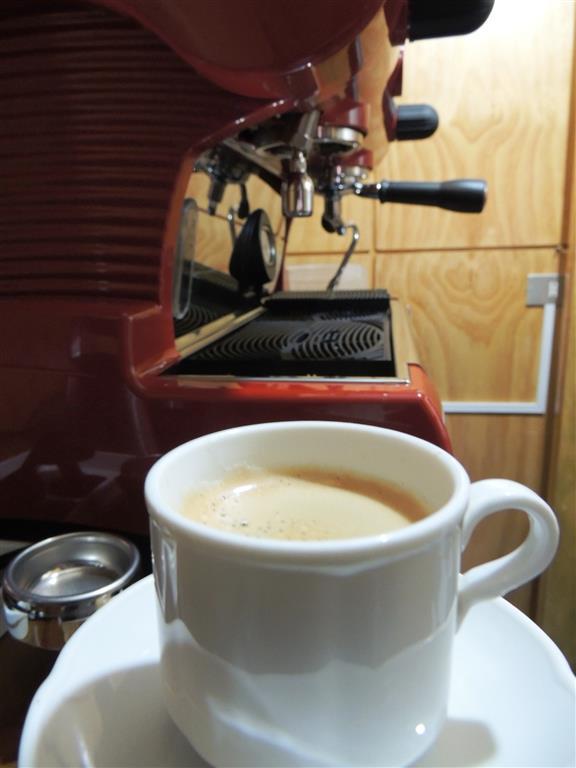 Café Espresso Doble Image