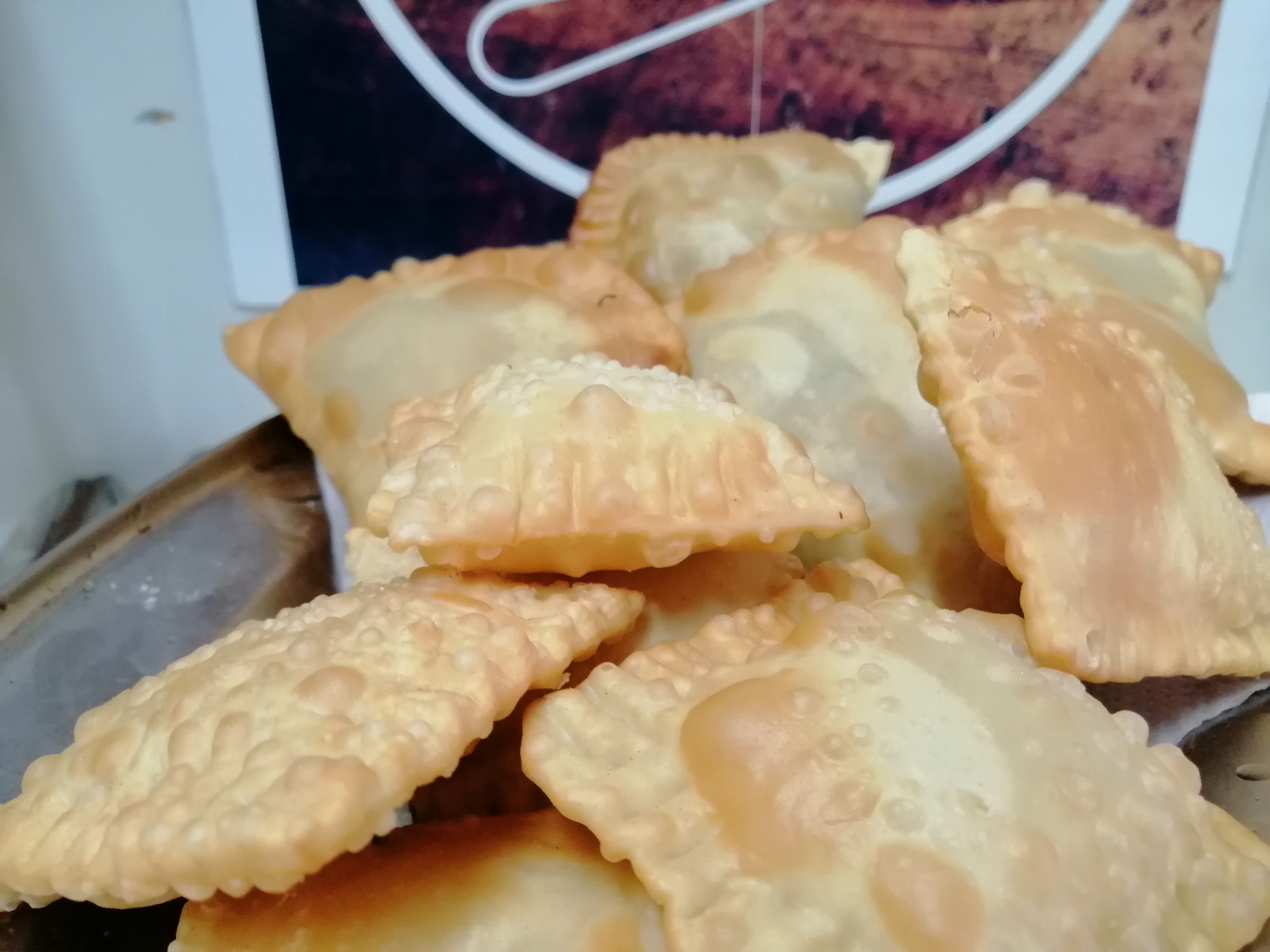 Empanadas Fritas de Queso Image